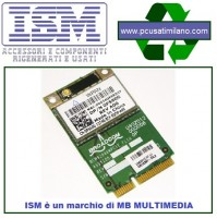 ISM - Dell Wireless 370 Bluetooth PCI-Express Mini Card 0P560G / P560G