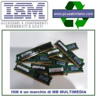 ISM - Kit 10x 512MB Varie marche PC2-3200R-333
