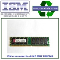 ISM - Kingston KVR400X64C3A/1G -DDR 400 PC3200