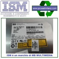 ISM - HP Super Multi DVD Rewriter - Model GSA-T20L