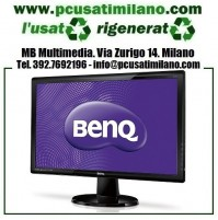 "Monitor LED Benq GL2250 Full HD 22"" VGA DVI Casse integrate"