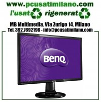 "Monitor Led Benq Full HD GW2265 - 22"" (21.5"") - 16:9 - 1920 x 1080 - VGA DVI - Casse integrate"