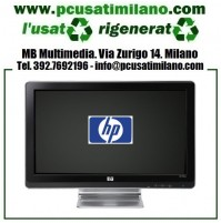 "Monitor HP Pavilion W2009V - Display 19"", 1600x900, 16:9, WIDE, VGA, casse"