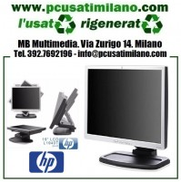 "Monitor LCD HP L1940T Display 19"", Ris. 1280x1024, 4:3, VGA DVI, casse"