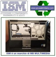 ISM - Cover base poggiapolsi PK37B001300 Dell D630 con touchpad