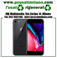 IPHONE 8 64GB - Space Gray - GARANZIA 12 MESI