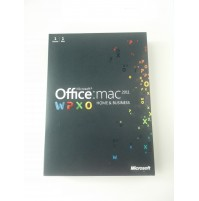 LICENZA RETAIL MICROSOFT OFFICE MAC 2011 HOME & BUSINESS EDITION