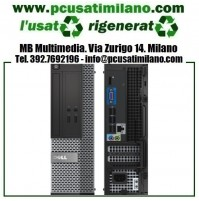 (02.21) Desktop Dell Optiplex 3020 - Intel Pentium G3220 3.0GHZ - Ram 4GB - HD 250GB - DVDRW - Windows 10