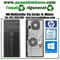 Desktop HP Compaq 6200 PRO MT - Intel Core i5-2500 - Ram 4GB - HD 320GB - Windows 10 Professional