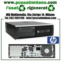 Desktop HP 6300SFF - Intel Pentium G640 - Ram 4GB - HD 250GB - Windows 7 Professional