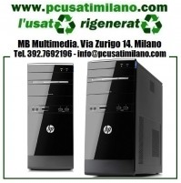 Minitower HP G5215 - Intel Celeron E3400 - Ram 2GB - HD 320GB - DVDRW - Windows 7 Home