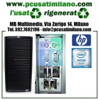 Server HP Proliant ML350 G6 - Intel Xeon E5620 - Ram 16GB - HD 4x 300GB (1.2TB) - NO sistema operativo
