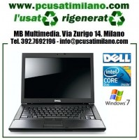 Notebook Dell Latitude E6400 - Intel Core 2 Duo P8400 - Ram 4GB - HD 320GB - DVDRW - TFT 14'' - WEBCAM - WIN 7 PRO
