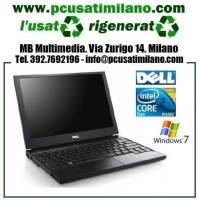"(02.20) Notebook Dell Latitude E6420 - Intel Core i5-2430M - Ram 4GB - HD 320GB - 14"" con WEBCAM - Windows 10"