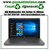 "Notebook HP 255 G7 - AMD A4-9125 - Ram 4GB DDR4 - SSD 256GB - Led 15.6"" con webcam - Windows 10 - Garanzia 2 anni"