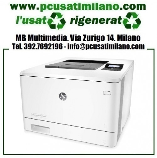 HP Stampante Office Color LaserJet Pro M452NW