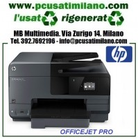 Stampante HP Officejetpro All in one 8610 - Multifunzione - InkJet colori